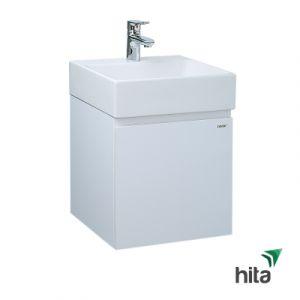 Tủ lavabo treo tường Caesar LF5257+EH155V