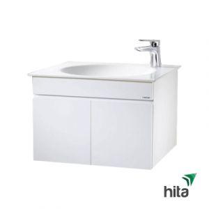 Tủ lavabo treo tường Caesar LF5038+EH151V
