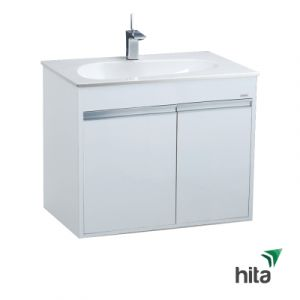 Tủ lavabo treo tường Caesar LF5036+EH781V