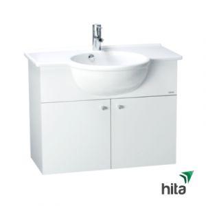 Tủ lavabo treo tường Caesar LF5306+EH180V