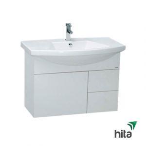 Tủ lavabo treo tường Caesar LF5312+EH190V