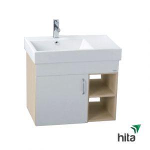 Tủ lavabo treo tường Caesar LF5316+EH175LV
