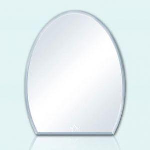 Gương phòng tắm vát cạnh Tân An Vinh 45x53cm