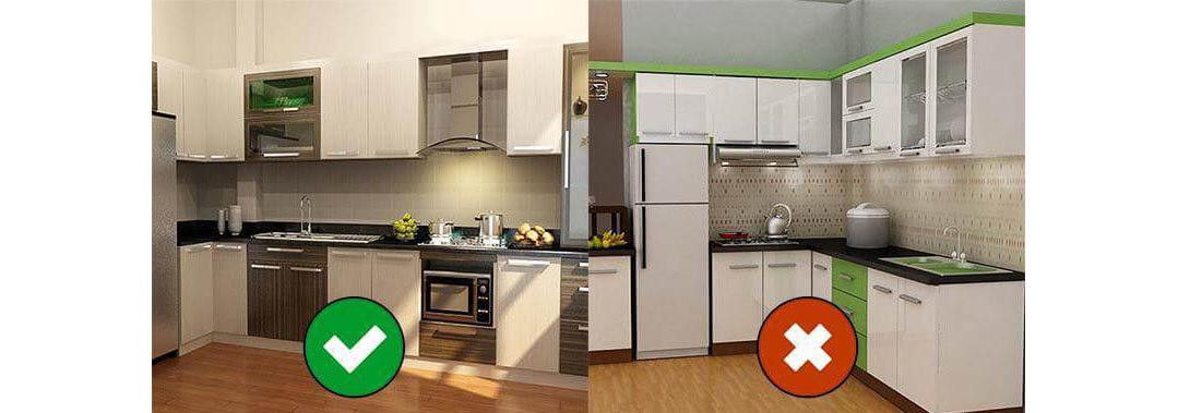 [GIẢI ĐÁP] Bếp và bồn rửa chén nên đặt hướng nào cho hợp phong thủy?