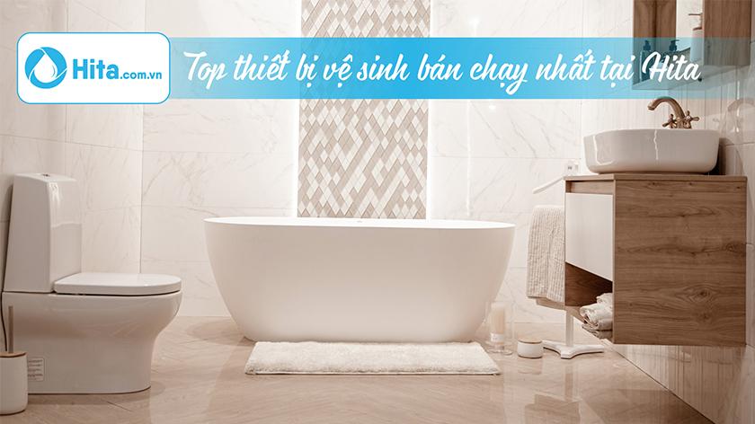 [GỢI Ý] 5 thương hiệu thiết bị vệ sinh bán chạy nhất tại HITA
