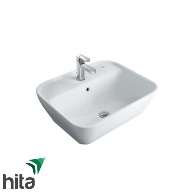 Chậu rửa lavabo đặt bàn Inax AL-296VFC