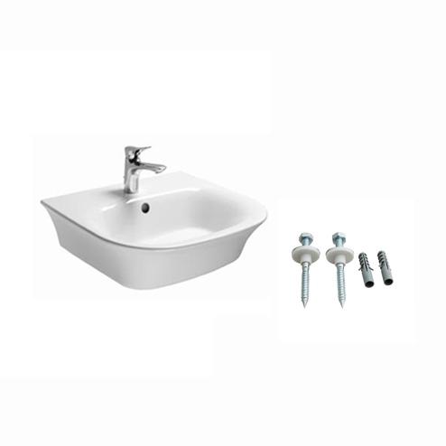 Chậu rửa lavabo treo tường Toto LW196K/TX801LN