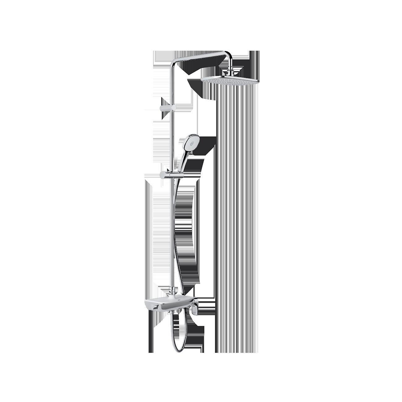 Bộ sen tắm cây INAX BFV-615S-8C