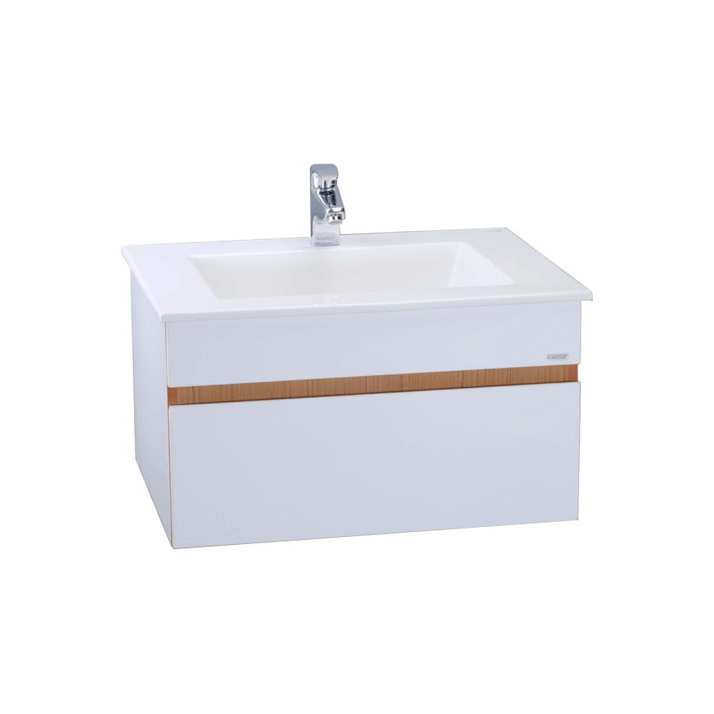 Tủ lavabo liền bàn Caesar LF5030+EH665V