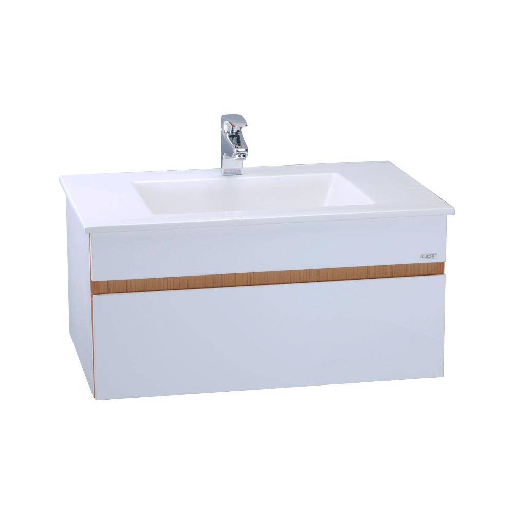 Tủ lavabo liền bàn Caesar LF5032+EH675V