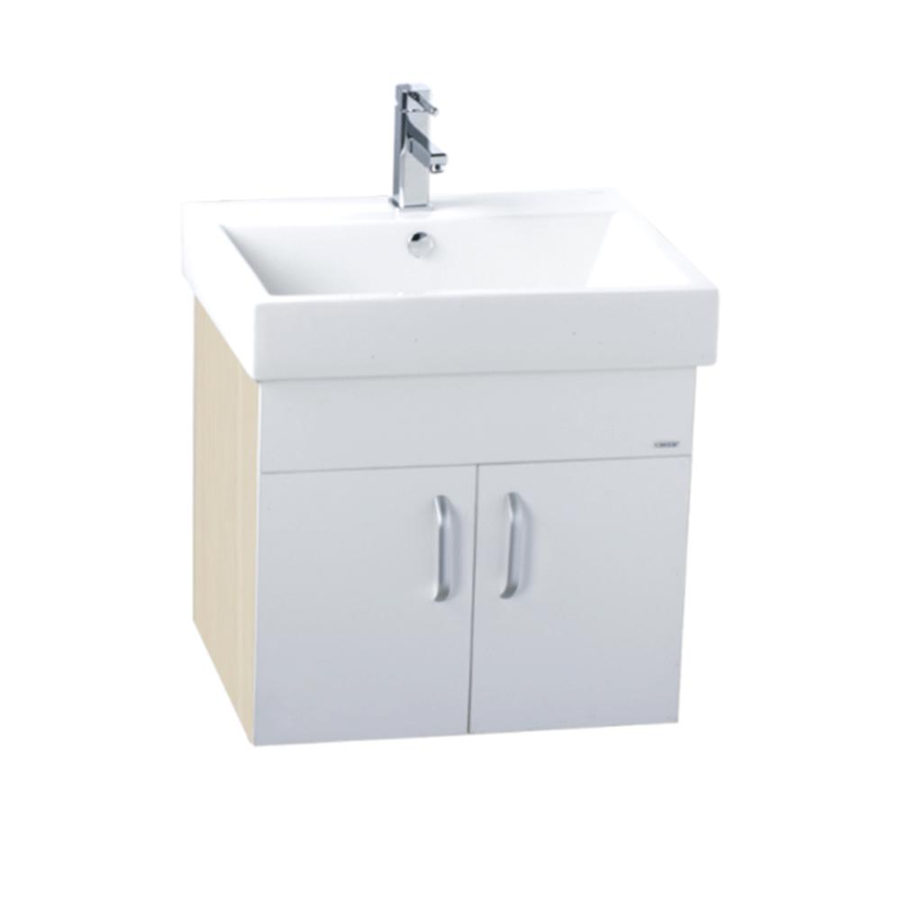 Tủ lavabo liền bàn Caesar LF5320+EH160V