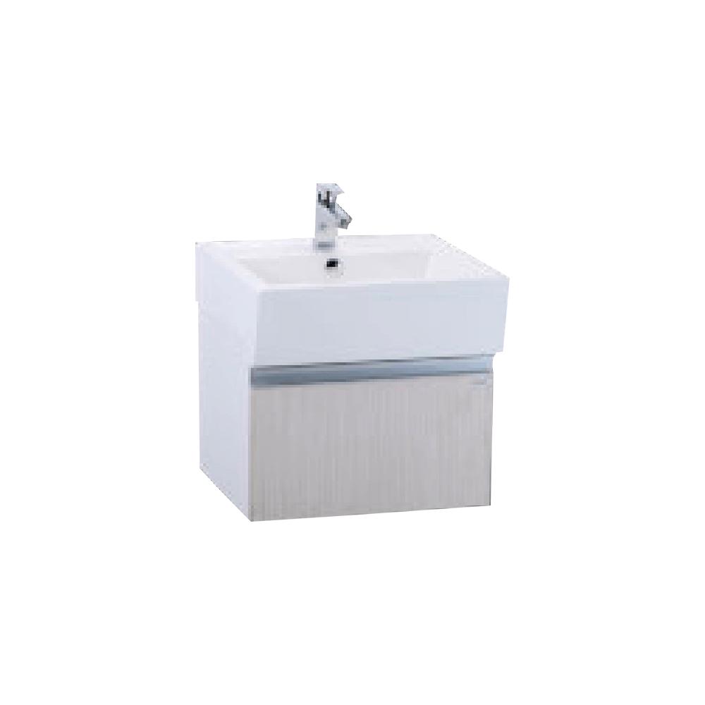 Tủ lavabo liền bàn Caesar LF5338+EH335V