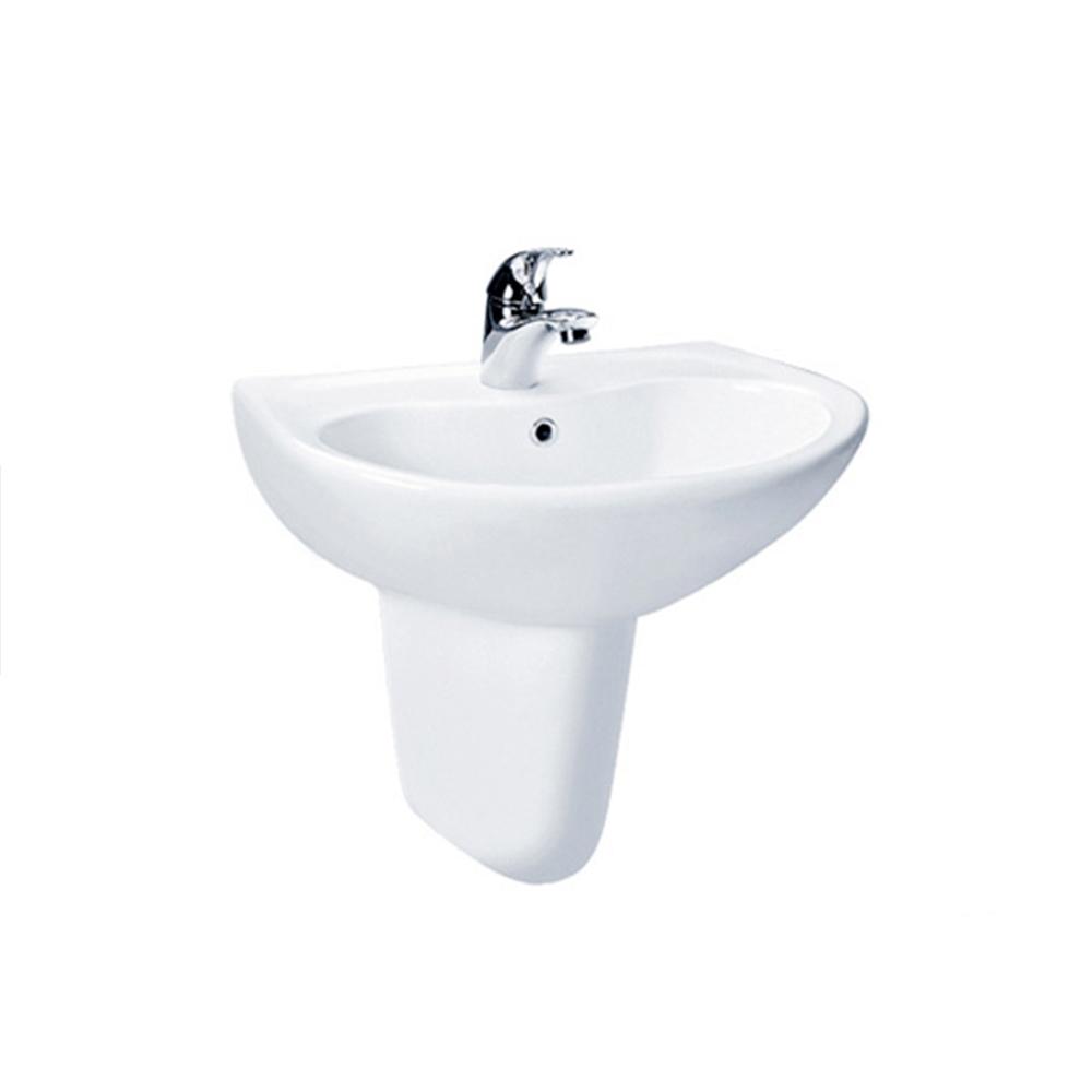 Chậu rửa Lavabo TOTO chân lửng LHT240CS