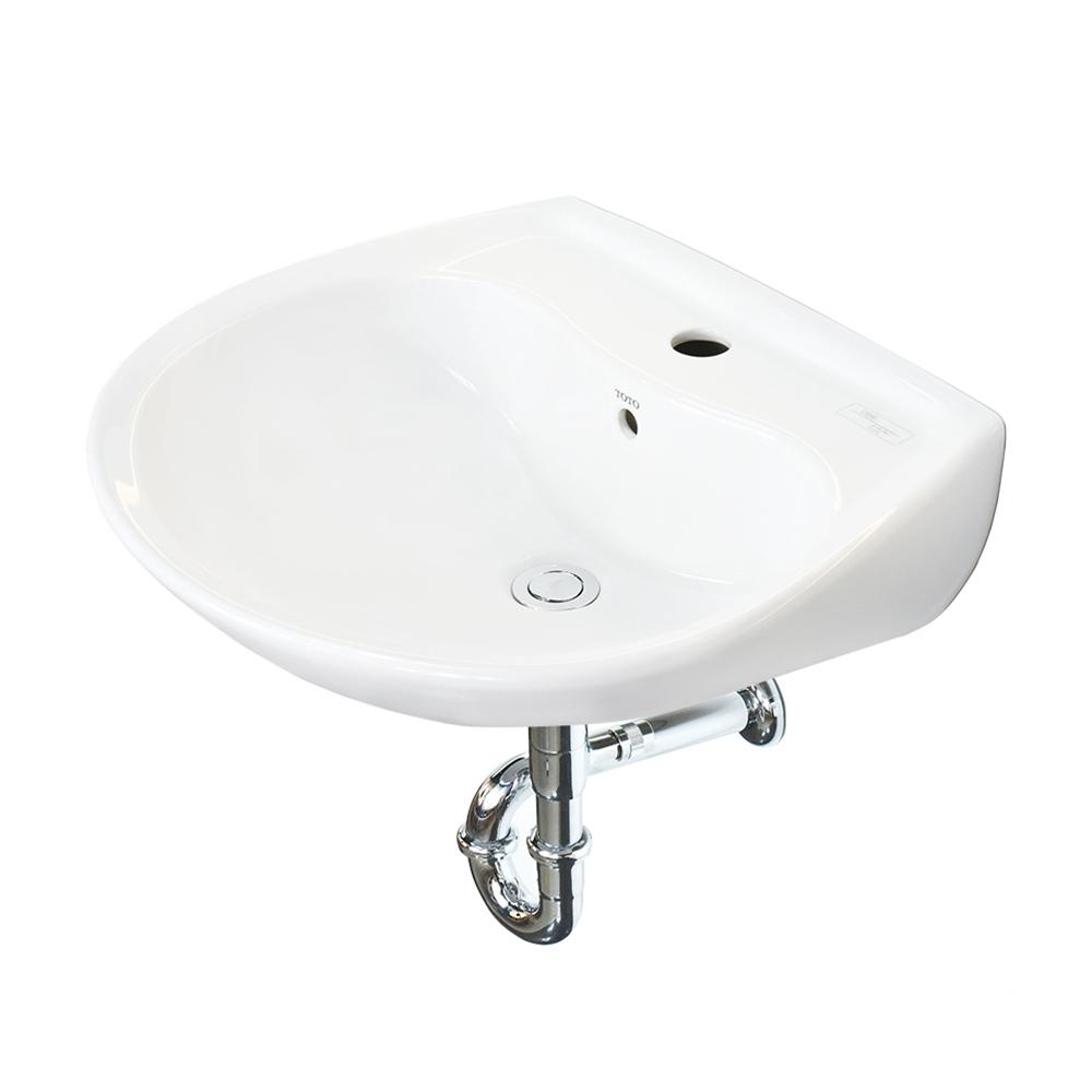 Chậu rửa Lavabo TOTO treo tường LT300C