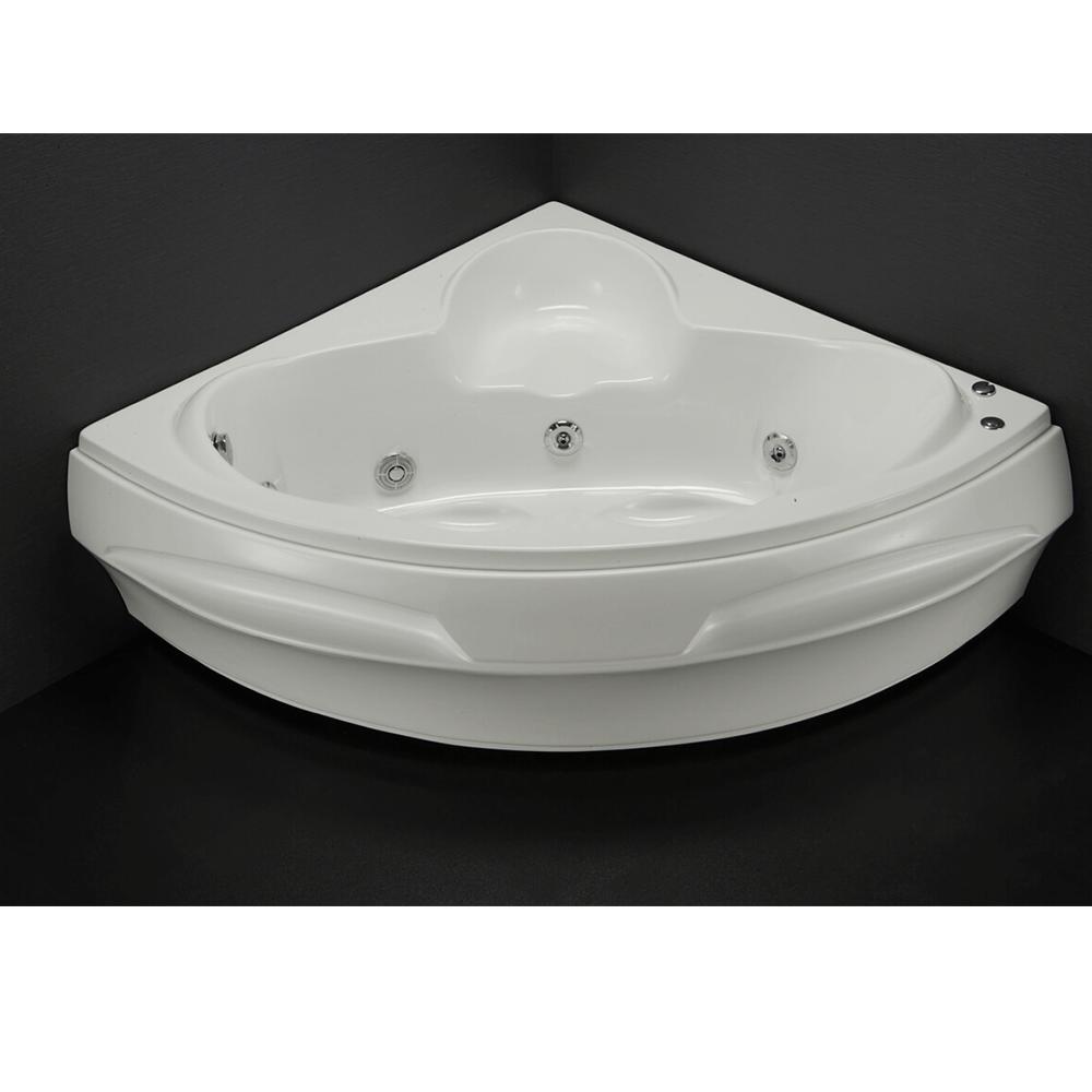 Bồn tắm massage góc Caesar MT5132A