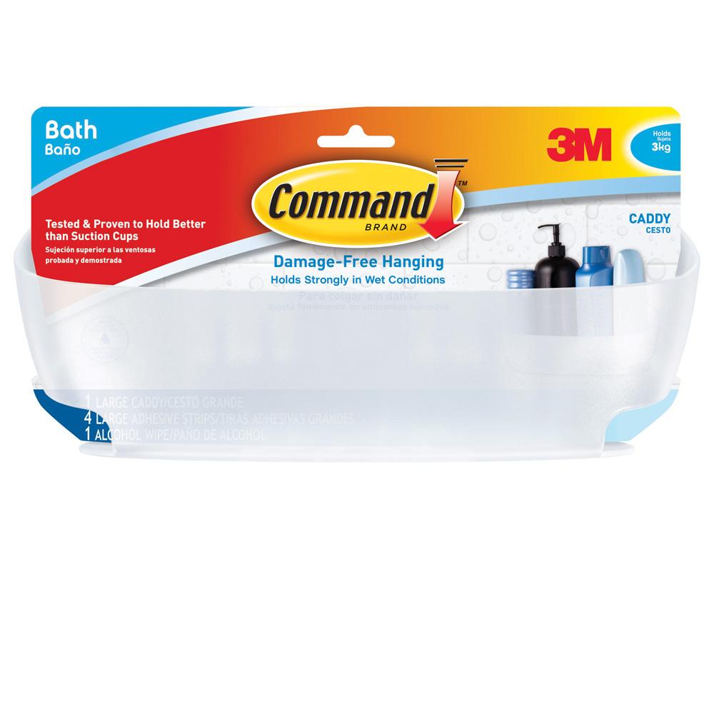 Kệ đựng vật dụng phòng tắm 3kg Command-3M XA006713359