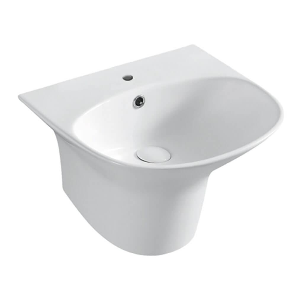 Chậu rửa mặt lavabo Luxta tròn