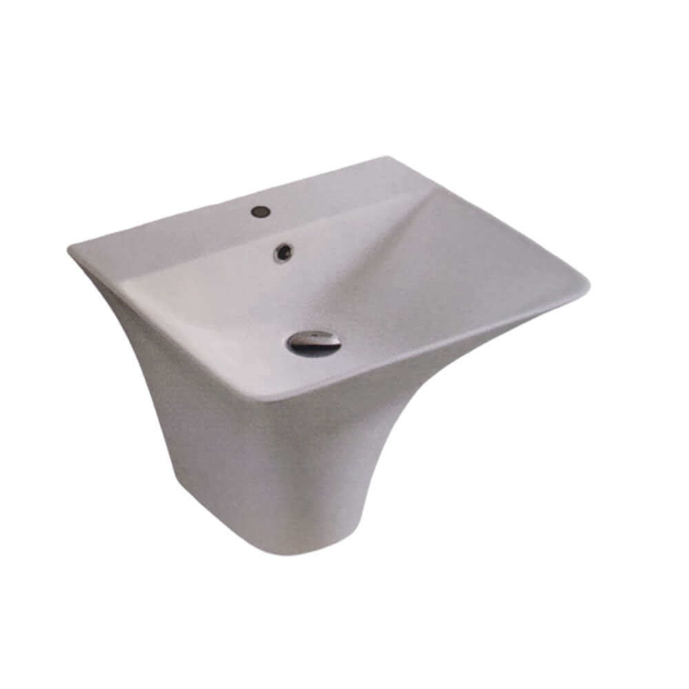 Chậu rửa mặt lavabo Luxta chữ nhật