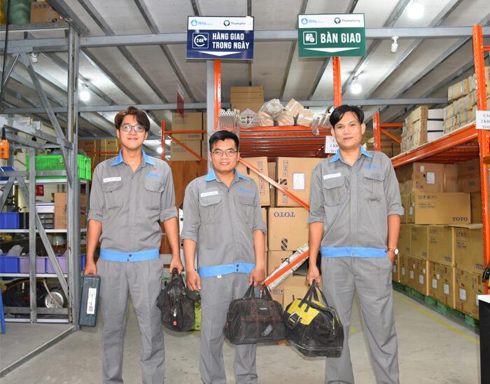 Dịch vụ lắp đặt thiết bị vệ sinh